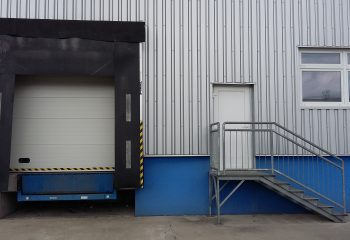 Logisticko - výrobná hala Vitalo Horný Hričov