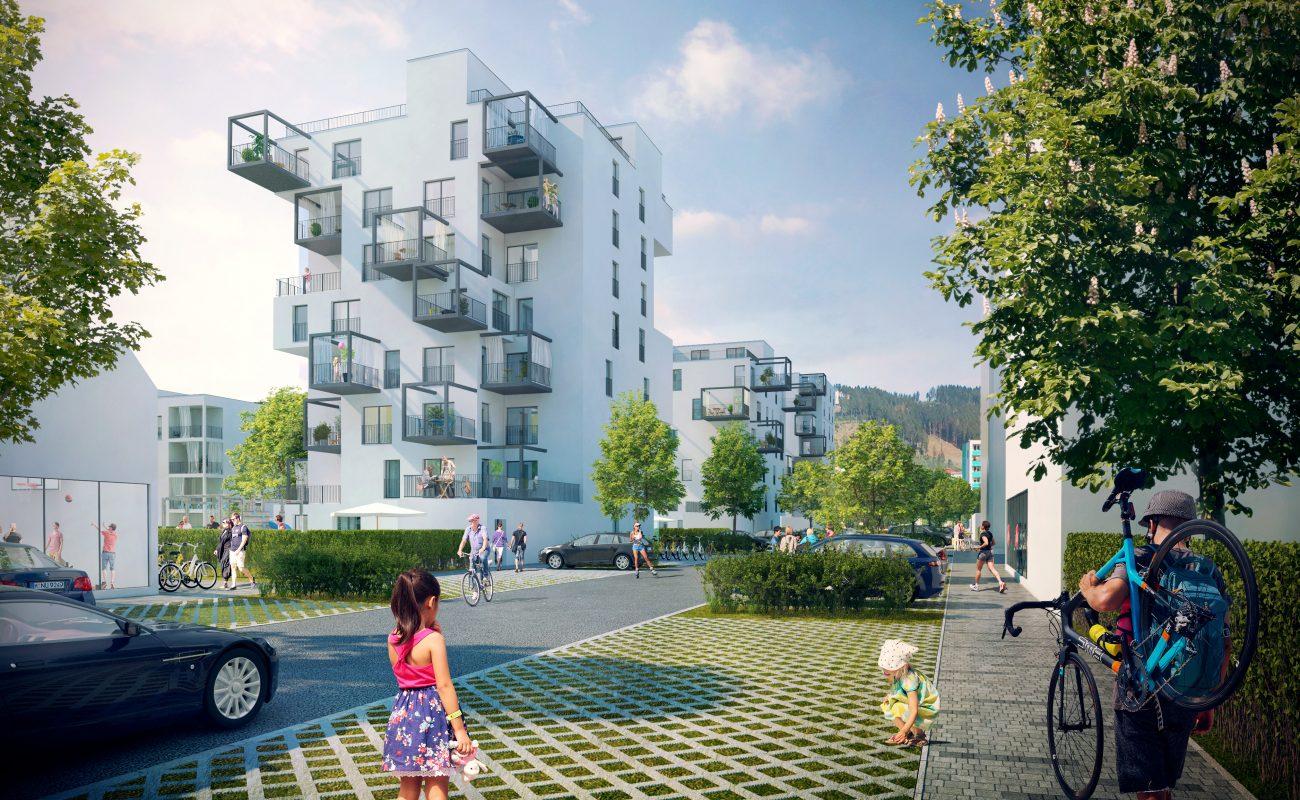 nové bývanie kysucké nové mesto kamence