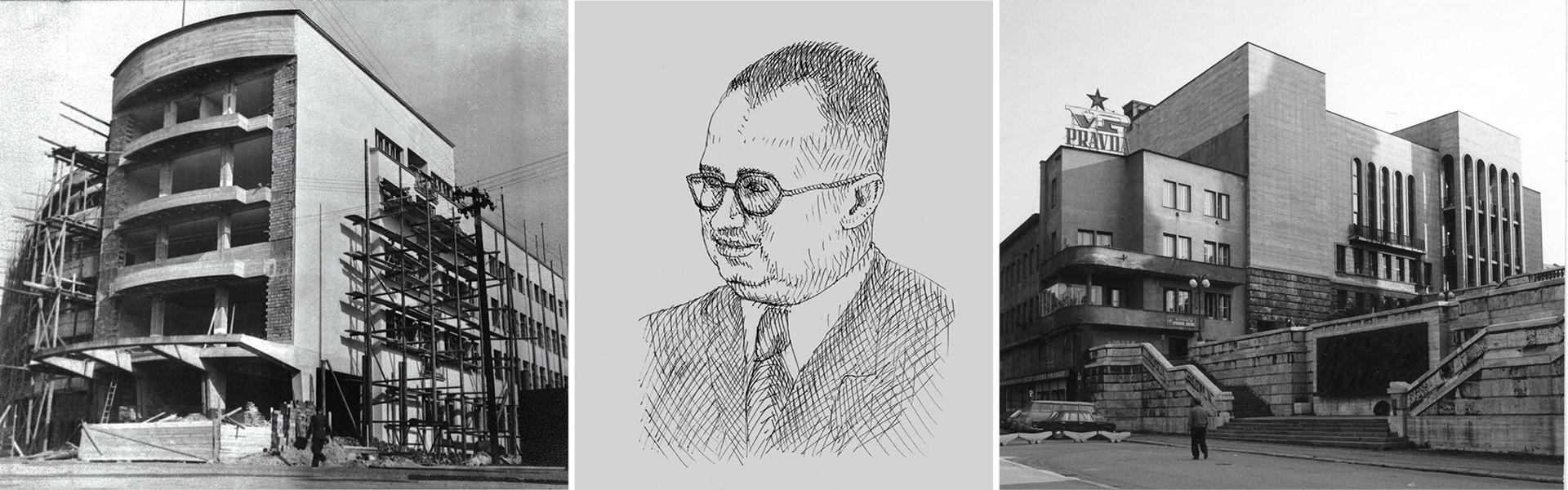 architekt františek bednarik