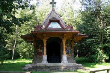 kaplnka chrasť františek bednárik